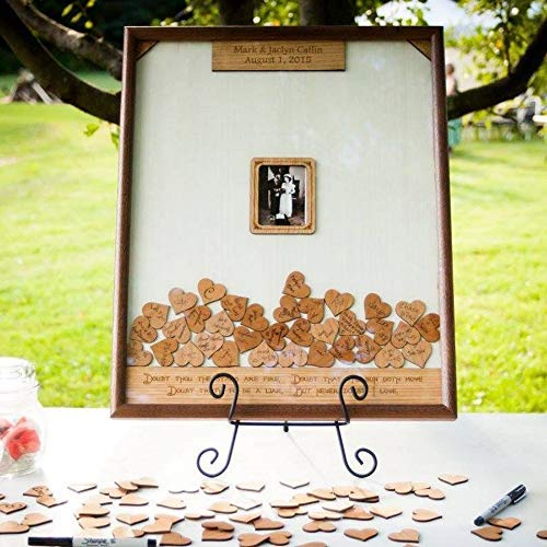 18x24 Wedding Guestbook Picture Frame 220 Guests ()