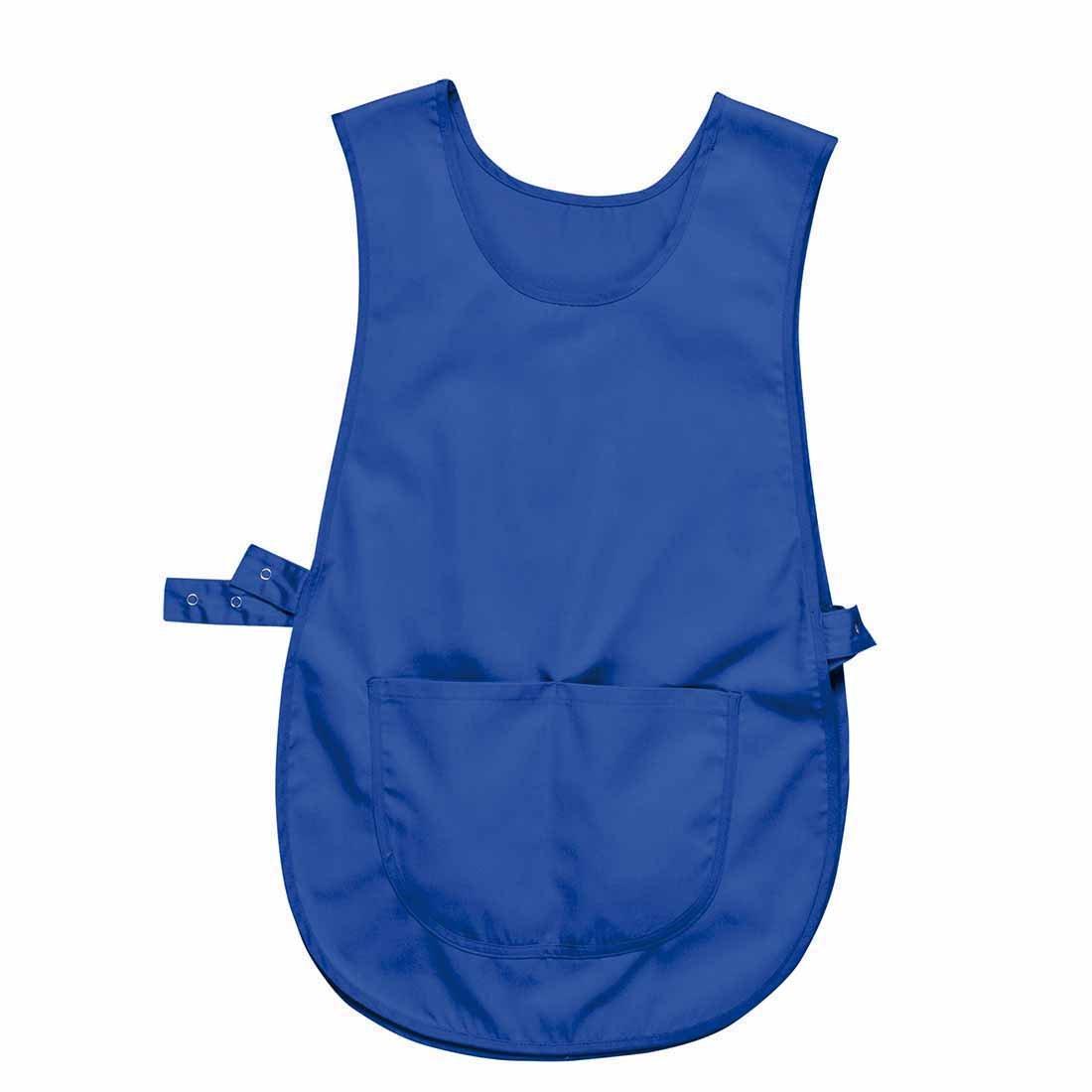 Portwest Tabard with Pockets Medium Royal Blue Ref S843RYLBLMED 374613