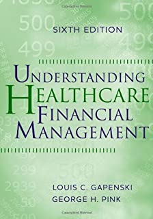 Understanding healthcare financial management 5th edition by louis c gapenski george h pink understanding healthcare financial management fandeluxe Gallery