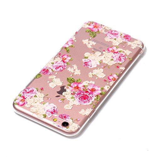 Phone Taschen & Schalen Für iPhone 6 Plus und 6s Plus Navel Orange Muster TPU Schutzhülle ( SKU : Ip6p1117j )