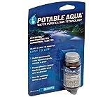 Potable Aqua Water Treatment Tablets ,50 Tablets (Pack of 2)