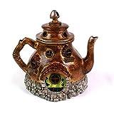 Cheap Georgetown Home & Garden Fairy Garden Tea Pot House