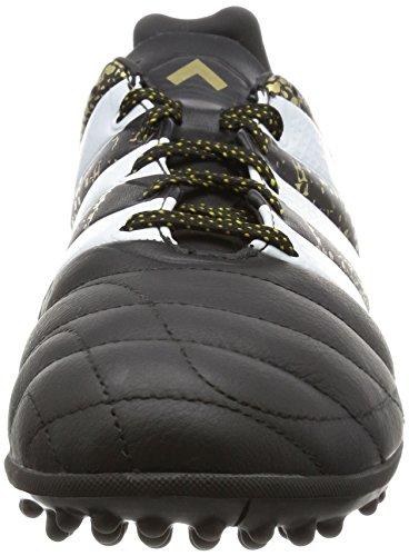 Noir Entraînement Football Core Ace Black 3 Lea Homme de Met Gold TF 16 adidas White Ftwr SRqxHw