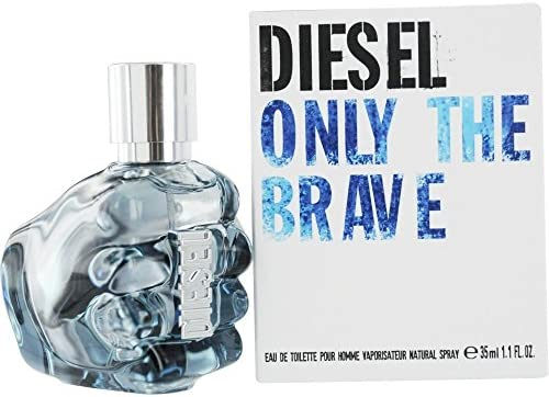 Amazoncom Diesel Only The Brave Eau De Toilette Spray For Men