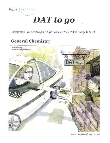 DAT to go - General Chemistry