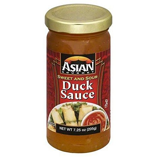 (ASIAN GOURMET, SAUCE, DUCK, Pack of 12, Size 7.25 FZ - No Artificial Ingredients Kosher)