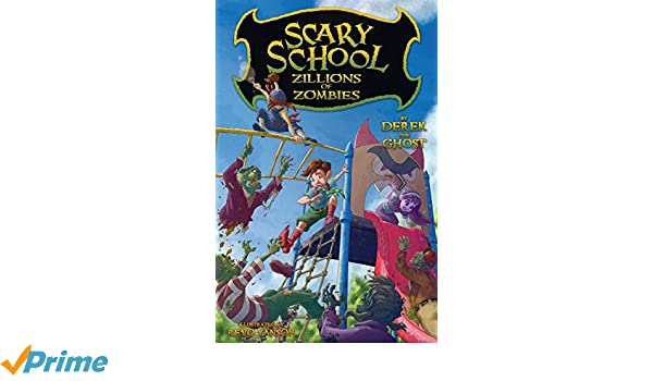 Scary School #4: Zillions of Zombies Scary School Paperback ...