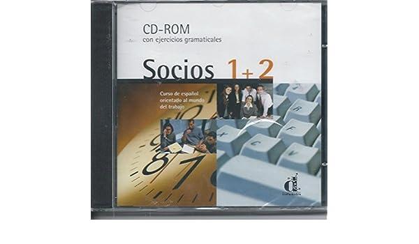 Socios 1+ 2: CD-ROM con ejercicios gramaticales: Gonzalez ...