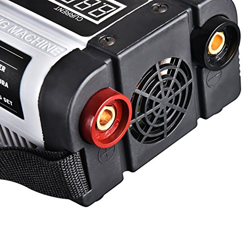 Amazon.com: Inverter Welder 220V IGBT Mini Arc Welding Machine MMA200 0-200A with Rod Holder Copper Cable EU Plug: Automotive