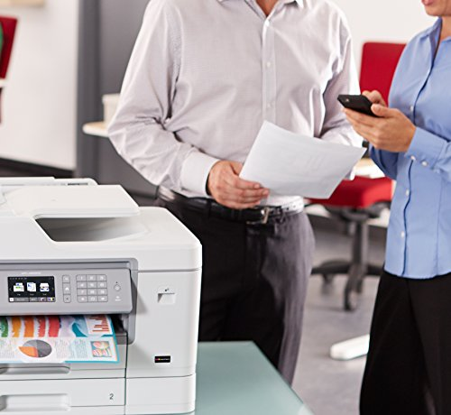 Brother Printer MFCJ6935DW Wireless Color Printer with Scanner, Copier & Fax, Amazon Dash Replenishment Enabled by Brother (Image #3)