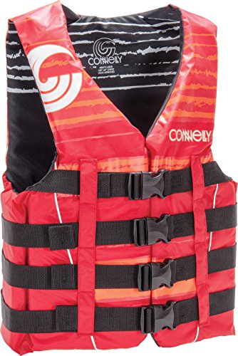 Nylon Mens Vest Buckle 4 - CWB Connelly Skis Men's 4 Buckle Nylon Vest, 3X-Large