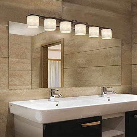 Justice Design Group CLDDBRZ Clouds Collection Dakota - Justice design group bathroom lighting for bathroom decor ideas