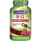 Best B12 Supplements - Vitafusion Ex Strength B- Size 90ct Vitafusion Ex Review