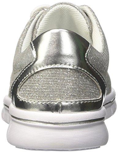 B Enfant Mini Gris Mixte grigio Chaussures Basses 3292202 AdwgwqB6