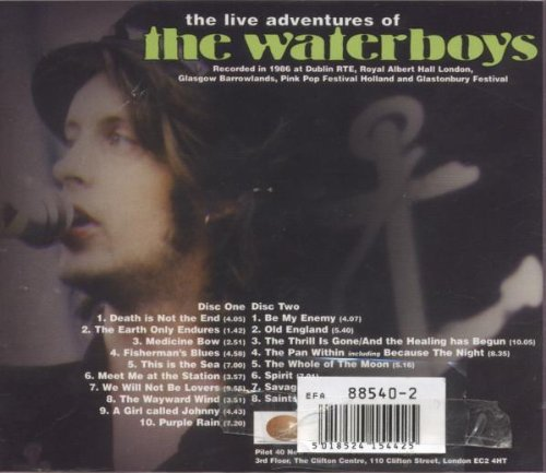 The Live Adventures of the Waterboys
