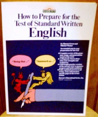 How to Prepare for the Test of Standard Written English