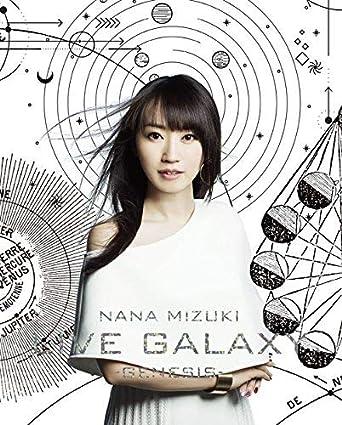 Amazon.com: NANA MIZUKI LIVE GALAXY -GENESIS- [Blu-ray]: Movies & TV