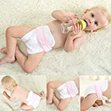 Cloth Diapers 10 Pack, Baby Washable Reusable