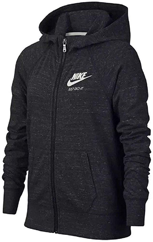 Nike Girls Gym Vintage Full Zip Hoodie