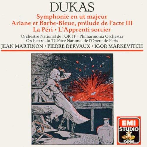 Dukas: Symphony in C shop major; Ariane OFFicial site La Barbe-Bleue ; excerpt et