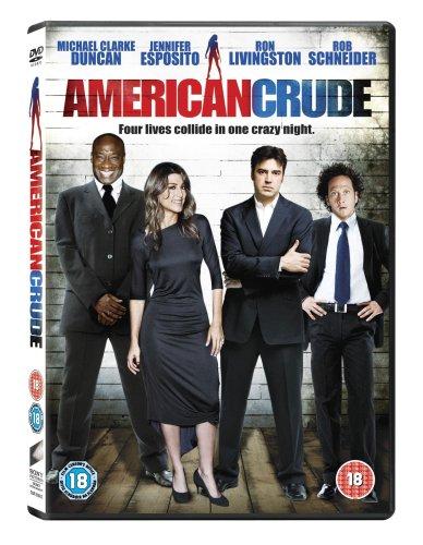 American_Crude [Reino Unido] [DVD]: Amazon.es: Rob Schneider ...