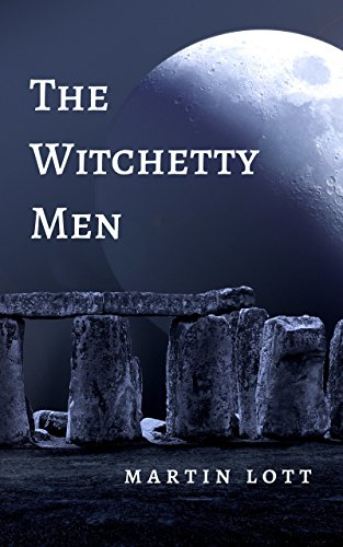 The Witchetty Men (Stonehenge Crop Circle)
