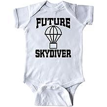 inktastic Future Skydiver Infant Creeper