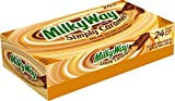 MILKY WAY Simply Caramel Milk Chocolate Singles Size Candy Bars 1.91-Ounce Bar 24-Count Box offers