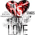 The Five Stages of Falling in Love Audiobook by Rachel Higginson Narrated by Christine Marshall