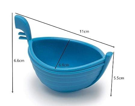 Yuaer Huevos al Vapor de Silicona Huevo de Agua de Gran Capacidad ...