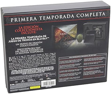 Pack: Juego De Tronos Y Huevo De Dragón [Blu-ray]: Amazon.es ...
