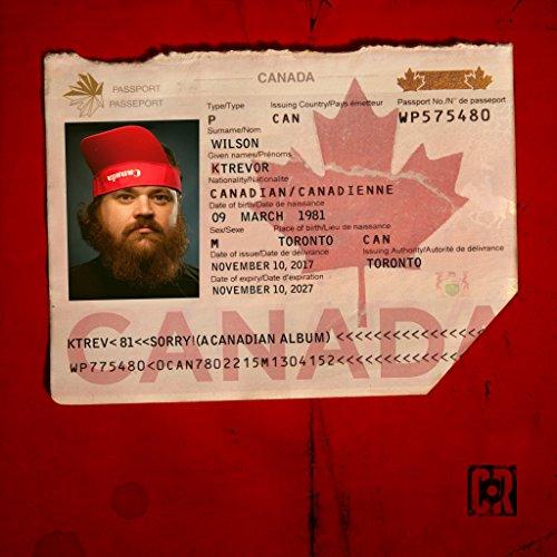 Sorry! (A Canadian Album) [Exp...