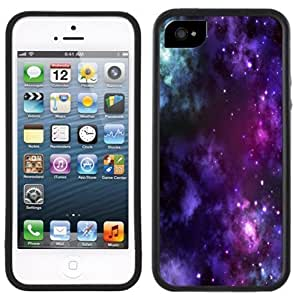Nebula Galaxy Milky Way Handmade iPhone 5C Black Case