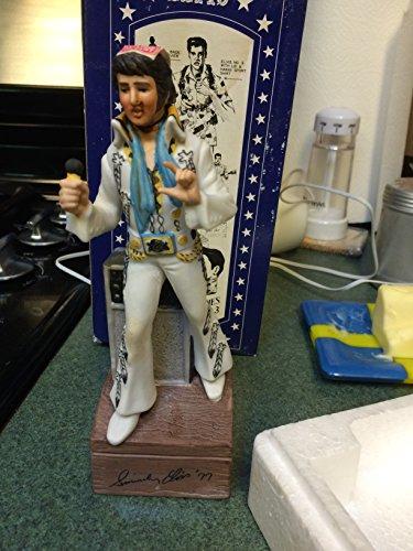 Elvis Presley Music Box Whiskey Decanter ()