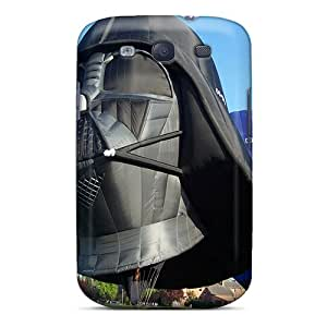 New Darhh Vader Balon Tpu Case Cover, Anti-scratch Mjdavis Phone Case For Galaxy S3