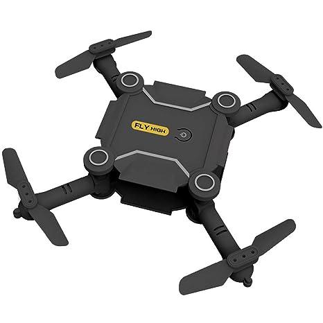 TwoCC-Drone, Mini Drone plegable Cámara aérea Hd Miniatura de ...