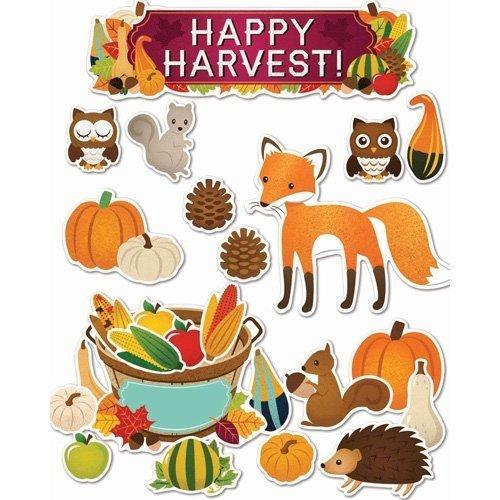 (Happy Harvest Mini Bulletin Board (EP62391))