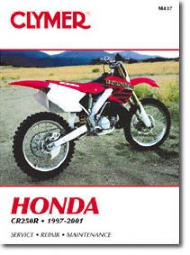1998 Cr250 - 2