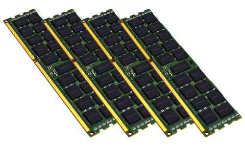 - PNY MHz ECC Memory 32 Quad Channel Kit DDR3 1333 (PC3 10666) 240-Pin SDRAM (MD32768K4D3-1333-ECC)