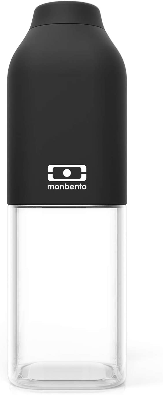 monbento - MB Positive M 50cl - Botella Agua sin BPA - Botella Tritan Reutilizable - Ideal para el Deporte y la Oficina
