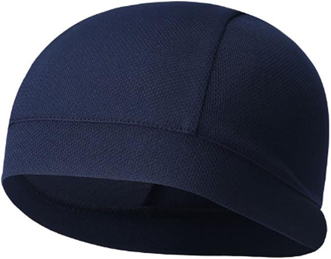 2 Stücke Unisex Mütze Schnell Trocknendes zum Radfahren Motorradfahren,