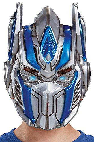 Disguise Optimus Prime Movie Child Mask, One Size -