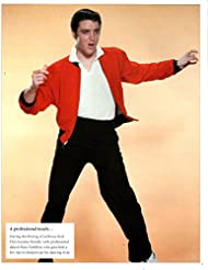Elvis Presley original clipping magazine photo 1pg 8x10 #R1002