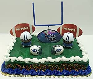 Tennessee Titans Cake Decorations