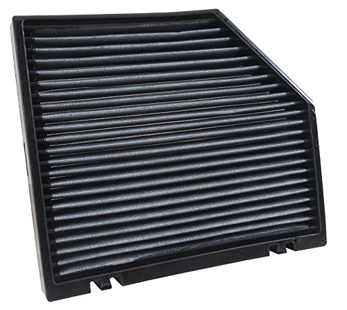 K&N VF3009 Washable & Reusable Cabin Air Filter Cleans and Freshens Incoming Air for your Audi