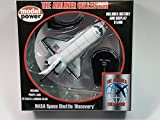 Model Power NASA SPACE SHUTTLE DISCOVERY 1/300 SCALE DIECAST SPACE EXPLORER