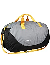 Crazy Stone Large Capacity Portable Hand bag For Men And Women Multifunctional Sports Outdoor Waterproof Body-Building Bag Grey