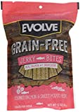 Evolve Grain Free Deboned Salmon & Sweet Potato Recipe Jerky Bites, Small Review