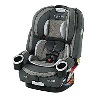 Graco 4Ever DLX 4 in 1 Car Seat | Infant to Toddler Car Seat, with 10 Years of Use, Bryant