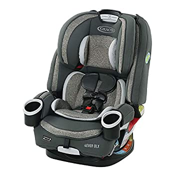 Graco 4Ever DLX 4 in 1 Automotive Seat, Toddler to Toddler Automotive Seat, with 10 Years of Use, Bryant